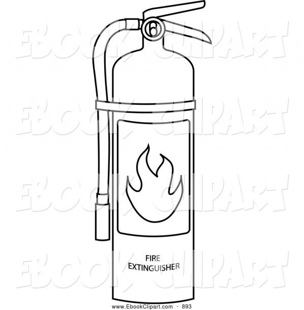 Fire Extinguisher Coloring Pages Coloring Pages Dinosaur Coloring Pages Christian Coloring