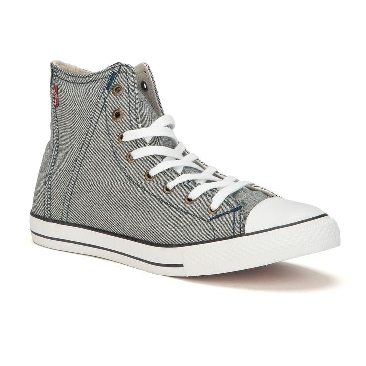 #springsummer15 #spring #summer #wiosna #lato #wl15 #new #newproduct #newaccessories #newarrivals #levis #liveinlevis #leviscollection #shoes #trainers #trampki #original #redtab #sneaker #high #light #denim