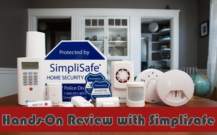 Simplisafe review product family