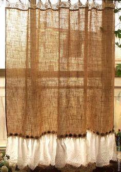 Купить Декоративная штора для гостиной - штора для ванной, шторы для спальни, шторы для гостиной, шторы на заказ