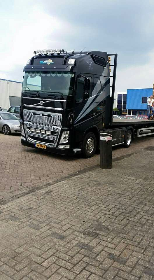 Fh volvo truck | VOLVO TRUCKS | Pinterest | Volvo trucks, Volvo and Rigs