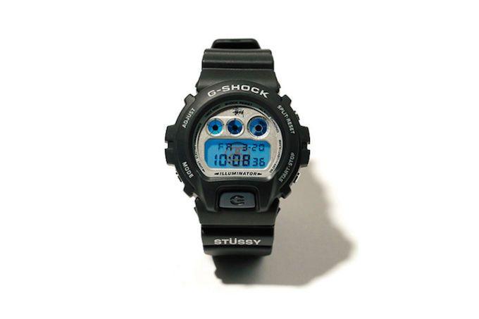 Stussy x G-Shock Classic DW-6900