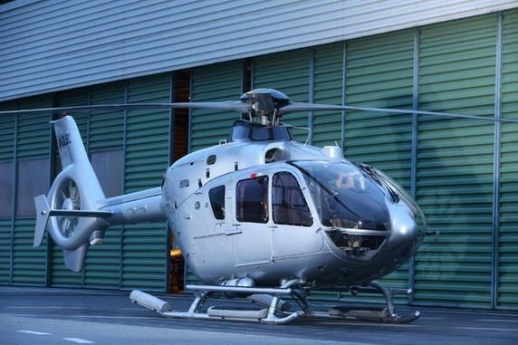 1999 Eurocopter EC135 T1 Ireland