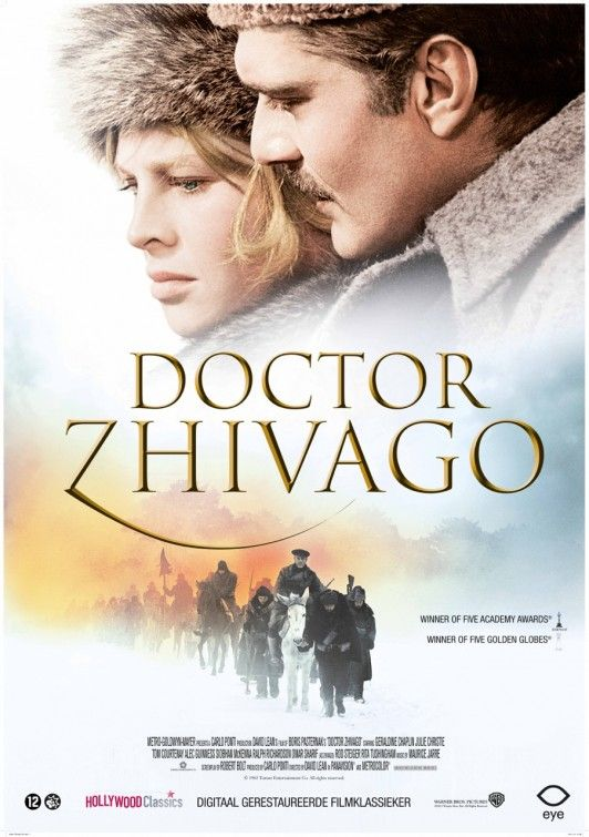 Doctor Zhivago 1965 The Making Of A Masterpiece
