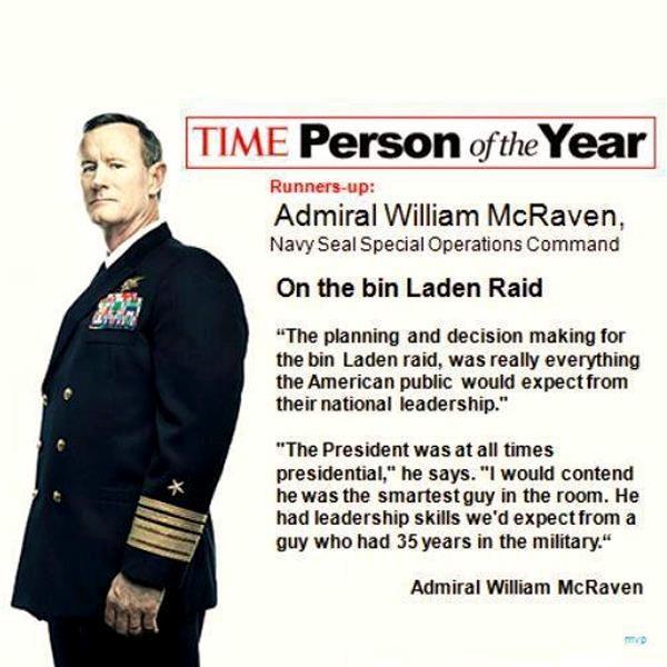 10/29/16   10:21p  Leadership  Admiral William McRaven   POTUS  Barack Obama time.com