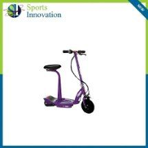 Razor E100S Seated Electric Scooter - Purple -  Browse our latest scooter accessories and scooter parts   http://cheapscootermart.com/