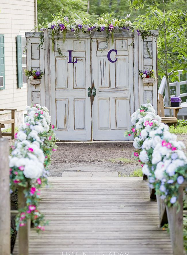 The journey is just beginning. Wedding doors to signal the next chapter in your…