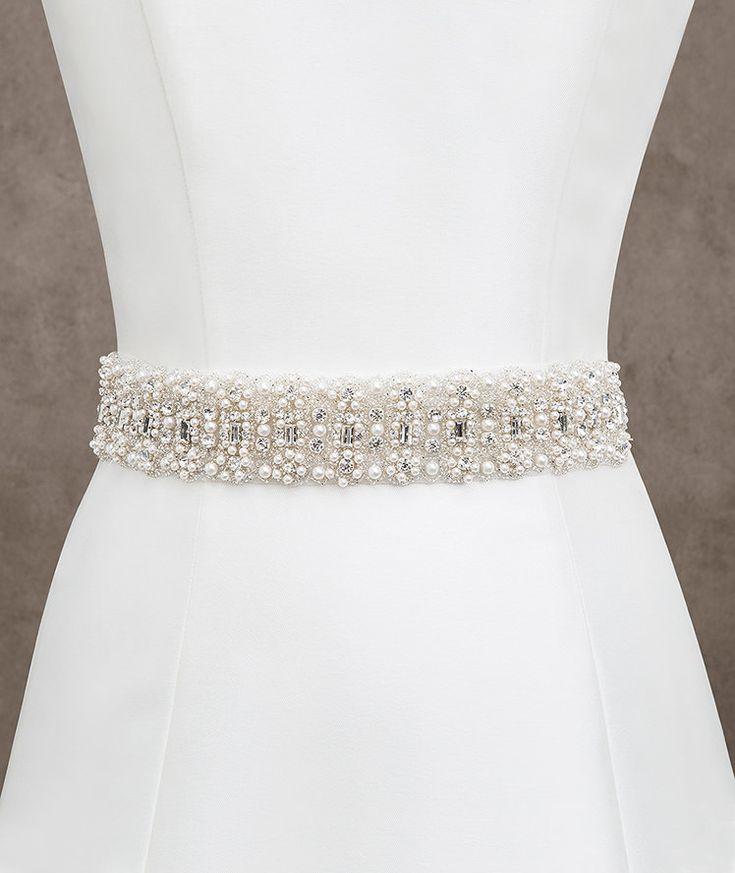 Pronovias Belts 2016  www.pronovias.com/bridal-accessories/belt-cint-461