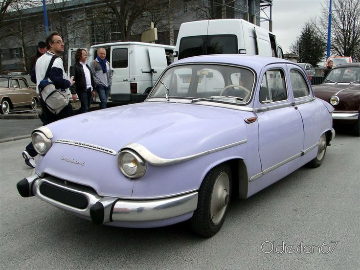Préférence 155 best Panhard images on Pinterest | Vintage cars, Automobile  PG58