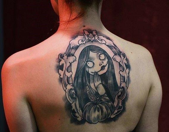 32 Beste Afbeeldingen Van Nightmare Before Christmas Tattoo