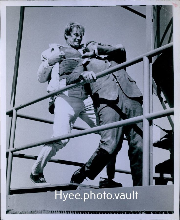 LY3 Original Photo 1960's TROY DONAHUE & NICOLAS COSTER My Blood Runs Cold | eBay