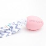 The Teething Egg – Baby Pink Teether PRE-ORDER