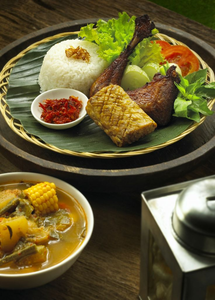 Craving Indonesian food? Let's come to Kafe Betawi at Kuningan City LG