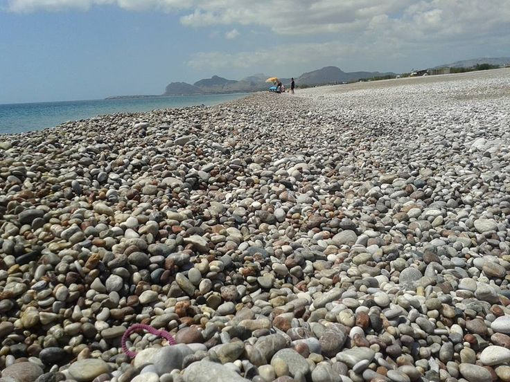 #Afandou 6km long #Beach... Live your #holidays away from crowded mainstream locations, relax and enjoy the #sun, the #Aegean / #Mediterranean #Sea on the most affordable way, the Sivila HOTEL way!!!  #Rhodes #Rodos #Greece!!!