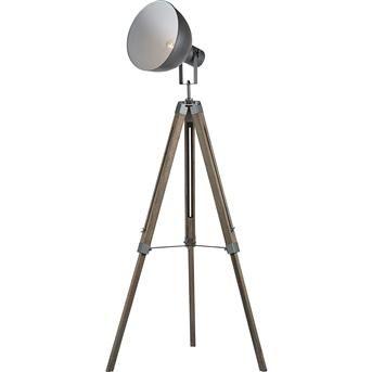Vloerlampen: VLOERLAMP VISTA BRUIN voor € 75,00| Ga naar Kwantum.be