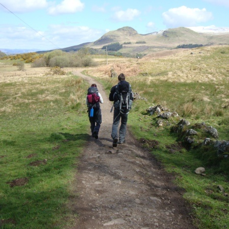 10 tips for walking the West Highland Way...and then also follow links through the blog for kitlists etc