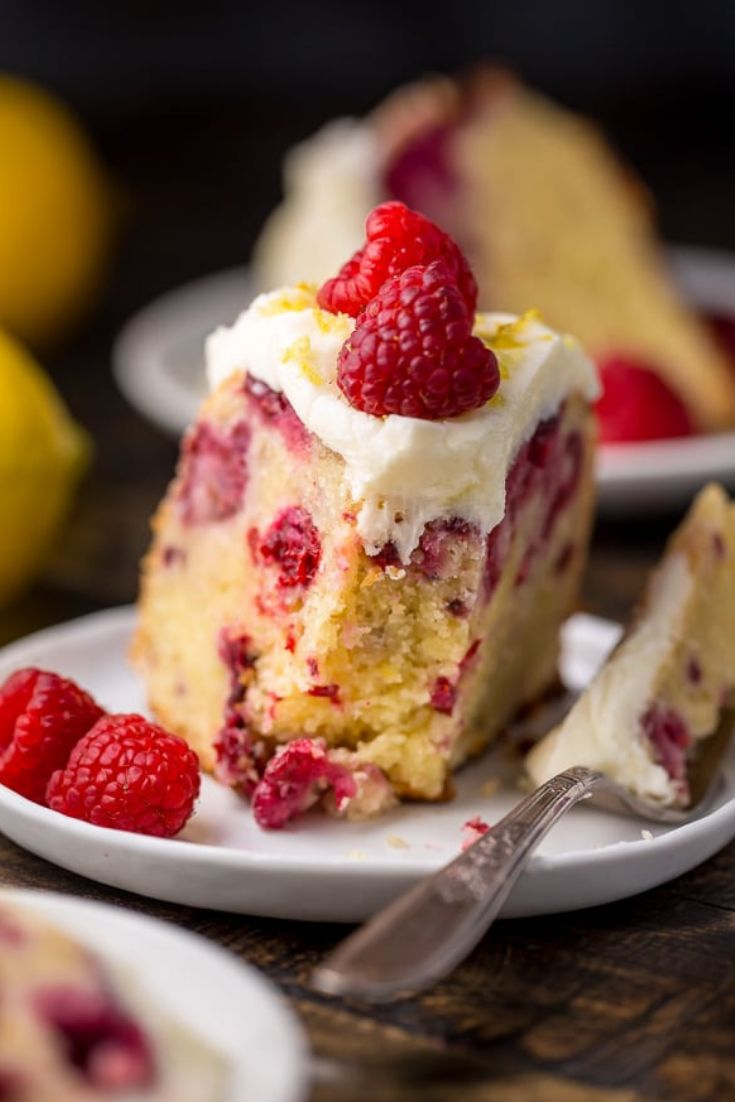 Lemon raspberry bundt cake chocolate cake recipe easy