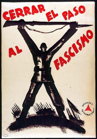 Spain - 1936-39. - GC - poster - International Brigades