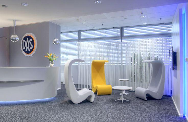 Redesign kanceláří pojišťovny D.A.S.