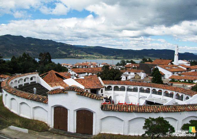 Guatavita - Plaza de Toros