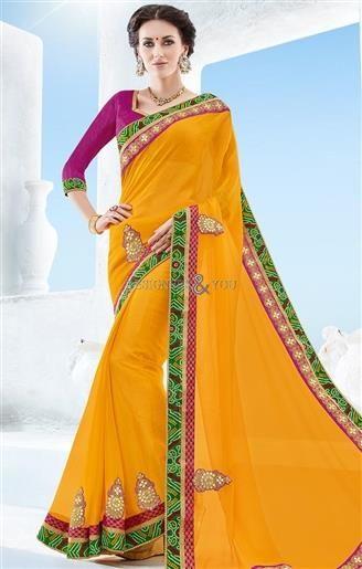 Enchanting Yellow Chiffon Cheap Sari With Pink Art Silk Blouse #CasualSarees #DesignersAndYou #CasualSareesOnline #CasualSareesDesigns #CasualSareesPatterns #CasualSareeBlouseDesigns #ArtSilkSarees #ArtSilkCasualSarees #SilkSarees #LowPriceCasualSarees #CheapCasualSarees #BestPriceCasualSarees #Sarees #SareesOnline #SareesDesigns #SareesPatterns #SareeBlouse #SareesBlouseDesigns #SareesBlousePatterns #PrintedSarees #PrintedCasualSarees #FashionableSarees #SimpleSarees #DailyWearSarees…