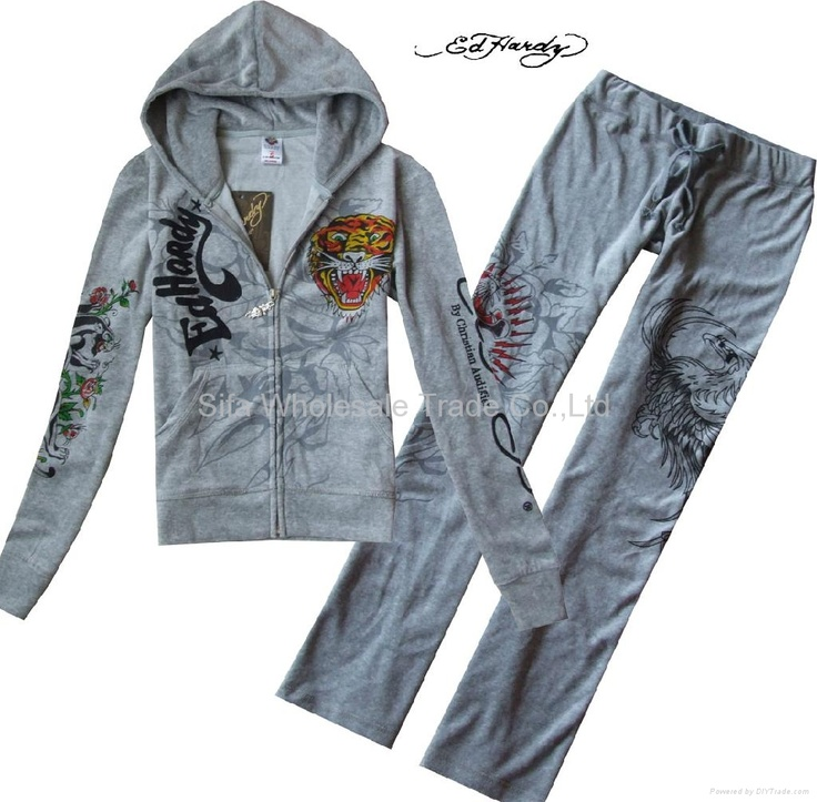 Ed hardy clothes for women