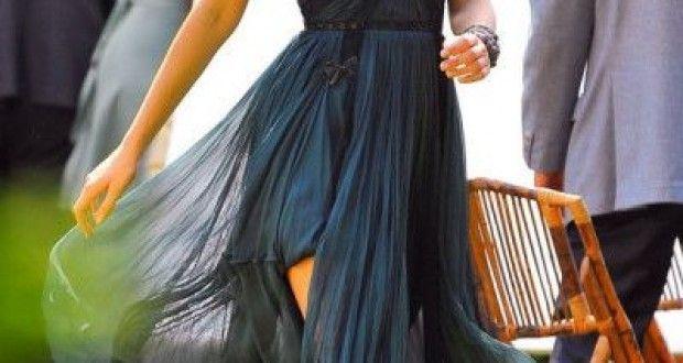 c65390c02c 17 Ideas de Vestidos de color Azul que te encantarán ! - Vestidos Mania