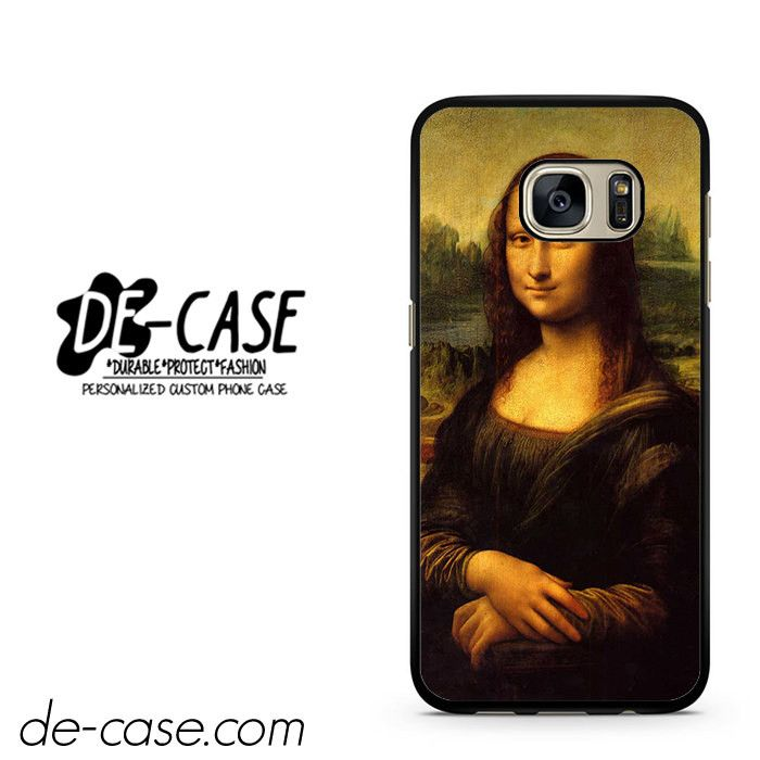 Monalisa Picture DEAL-7365 Samsung Phonecase Cover For Samsung Galaxy S7 / S7 Edge