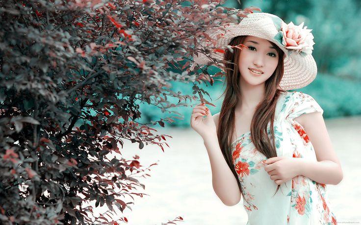Cute asian girl wallpaper HD Wallpapers Quality HD Desktop