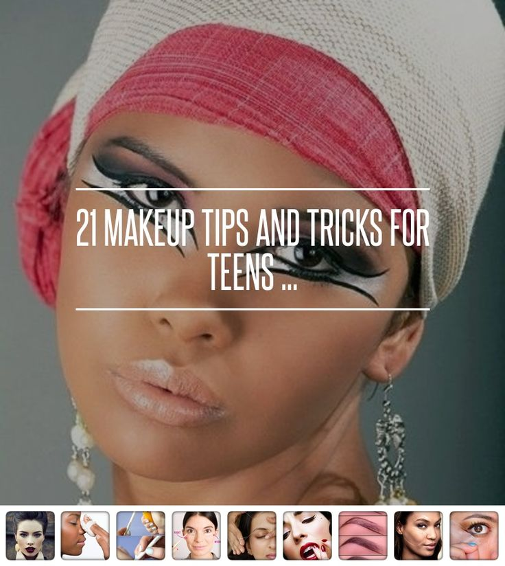 Teens Makeup: 21 Tips and Tricks. How to do a perfect and flawless makeup. Beauty Hacks and Ideas. | Makeup Tutorials http://makeup.allwomenstalk.com/makeup-tips-and-tricks-for-teens/2/