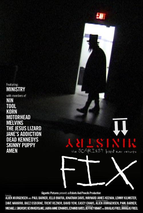 FIX The Ministry Movie di Douglas Freel