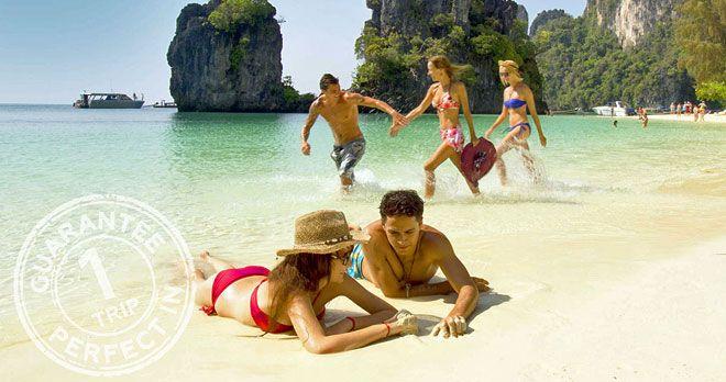 Koh Hong Island Krabi Tour by Catamaran