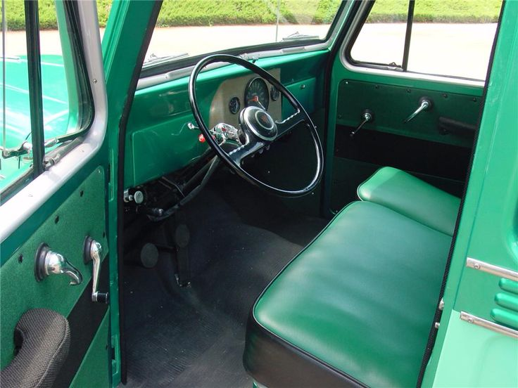 17 Best Images About Willys Truck Interiors On Pinterest