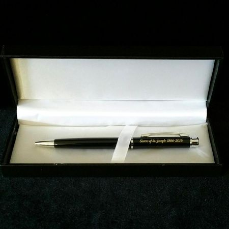 Sisters of St Joseph 150 Years Commemorative Pen available from Mary MacKillop Online Store |