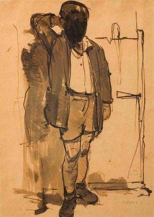 Boy Standing - Yiannis Moralis