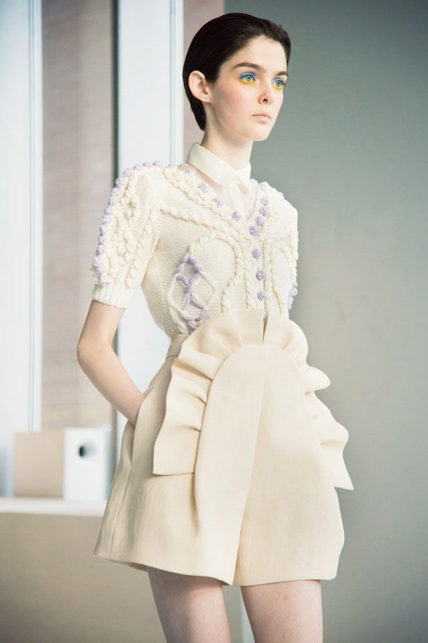 DELPOZO Spring / Summer 2014 collection shown at New York Fashion Week From Me To You
