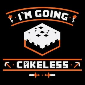 Achievement Hunter Cakeless Shirt. Can I have this?