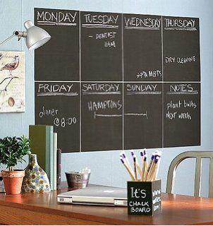 food planner for wall - Google Search