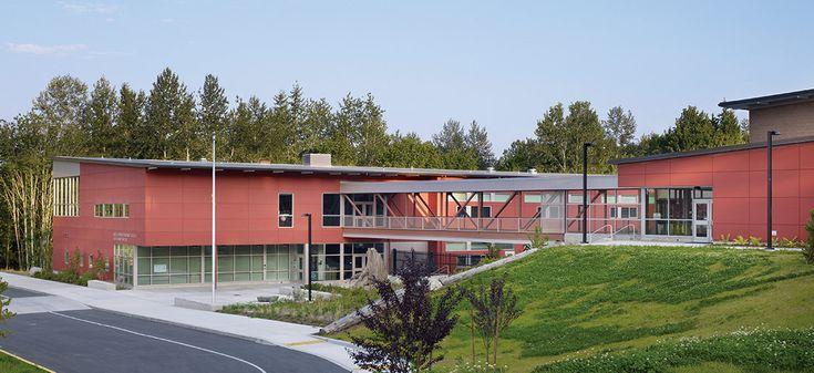 Little Cedars Elementary School, Snohomish School District - NAC Architecture: Architects in Seattle & Spokane, Washington, Los Angeles, California