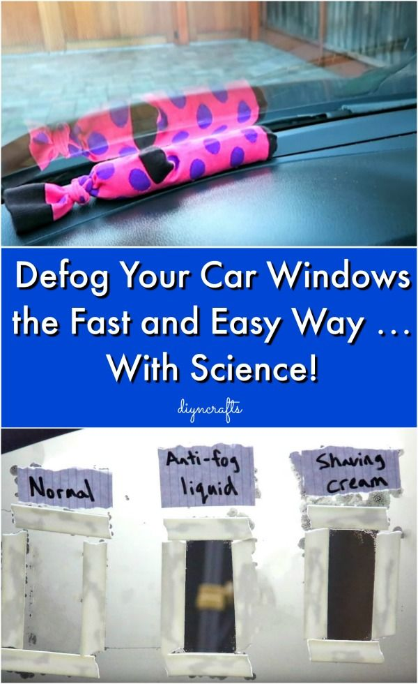 Defog Your Car Windows In Minutes In 4 Easy Steps Cars