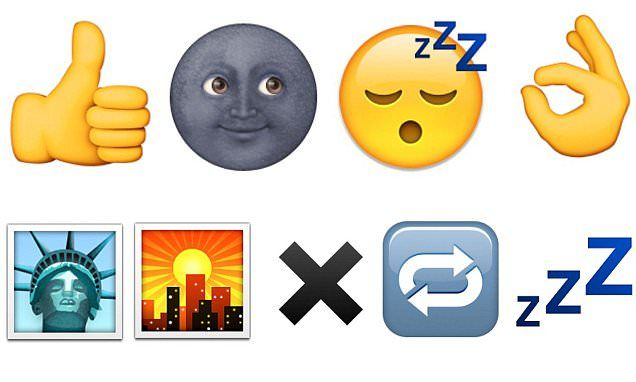 Can YOU decipher these emojis? Symbols are hilariously misunderstood #DailyMail | You can also see this & more at:  http://twodaysnewstand.weebly.com/mail-onlinecom