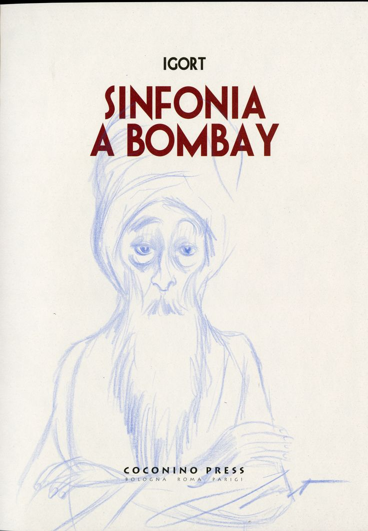 igort. January 2015. Sketch Bombay.