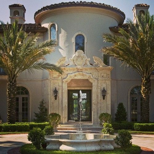 Great Symmetry With Architectural Designs Mediterranean: 188 Best Images About Beverly Hills Mansion On Pinterest