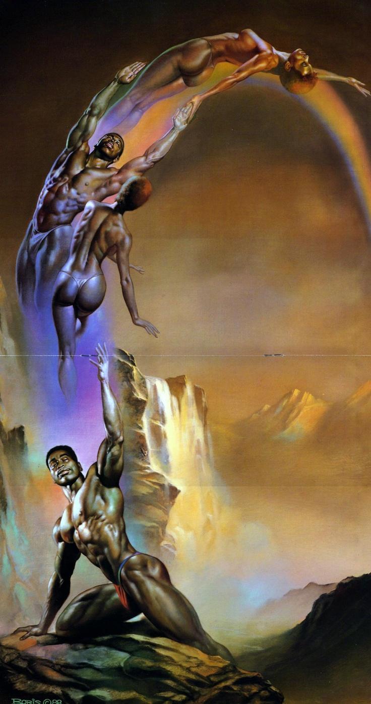 Boris vallejo 1988 fantasy art boris vallejo