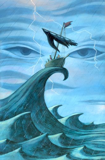 A cool poster for a production of The Tempest. Google Image Result for http://www.kelmurphy.com/images/kelly-murphy-the-tempest-1.jpg