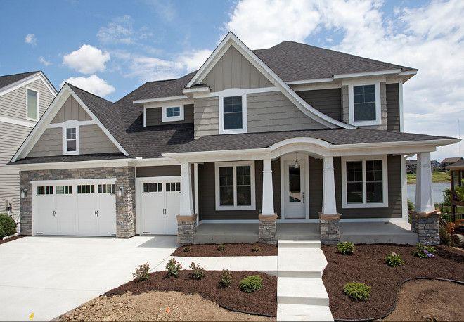 816 Best Home Exterior Paint Color Images On Pinterest