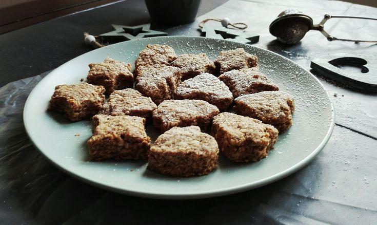 Арахисовое печенье из гречневой муки / Бисквити от фъстъчено масло с брашно от елда