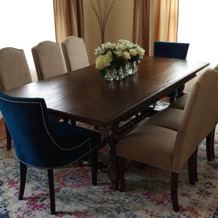 Bay Isle Home Melbourne Extendable Dining Table Reviews