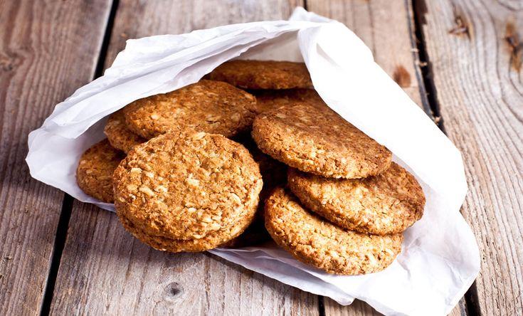An Aussie favourite: Anzac Biscuits