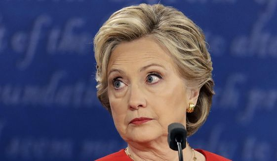 Clinton campaign mocks Catholics, Southerners, 'needy Latinos' in emails - Washington Times (10/12/16)